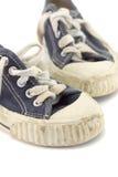 Chaussures de sable. Photo libre de droits