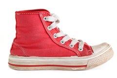 Chaussures de sport. Photos stock