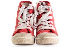 Chaussures de sport. Images stock