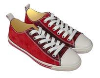 Chaussures de sport Photos stock