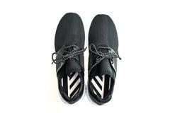 Chaussures de sport pour le fonctionnement Images libres de droits