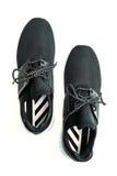 Chaussures de sport pour le fonctionnement Photo stock