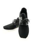 Chaussures de sport pour le fonctionnement Photographie stock libre de droits