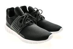 Chaussures de sport pour le fonctionnement Image libre de droits
