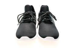 Chaussures de sport pour le fonctionnement Photos libres de droits