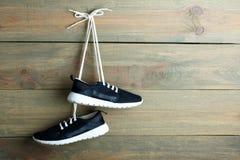 Chaussures de sports Photos libres de droits