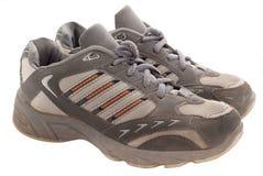 Chaussures de sports d'isolement Photos stock