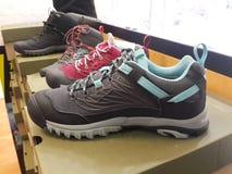 Chaussures de sports pour des femmes Photo libre de droits