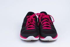 Chaussures de sports pour le fonctionnement Photo libre de droits