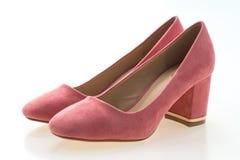 Chaussures de talon haut Images stock