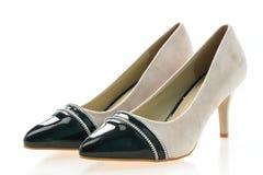 Chaussures de talon haut Photo libre de droits
