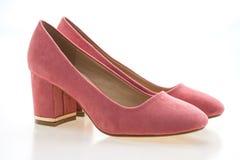 Chaussures de talon haut Images libres de droits