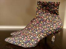 Chaussures de talon haut de femmes Images libres de droits