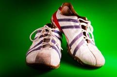 Chaussures de tennis italiennes Images stock