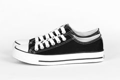 Chaussures de toile Photo stock