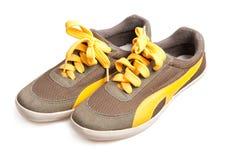 Chaussures de toile Photos libres de droits