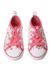 Chaussures de toile Images libres de droits