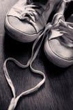 Chaussures de vintage Photographie stock
