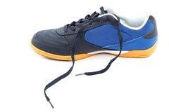Chaussures des sports des hommes Espadrilles sur un fond blanc Image libre de droits