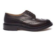 Chaussures du ` s d'hommes Photo stock