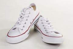 Chaussures en caoutchouc de classique de la jeunesse Photo libre de droits