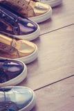 Chaussures et espadrille de mode Image libre de droits