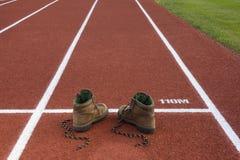 Chaussures fausses Images libres de droits