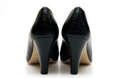 Chaussures femelles élégantes Photographie stock libre de droits