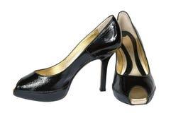Chaussures femelles photos stock