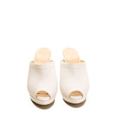 Chaussures femelles Images stock