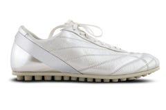 Chaussures intéressantes de sport Photographie stock libre de droits