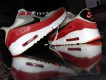 Chaussures maximum de sport d'air Photos libres de droits