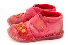 Chaussures modifiées Images stock