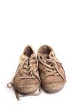 Chaussures modifiées de formation Image libre de droits