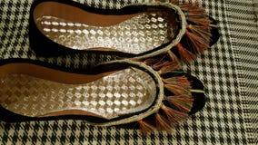 Chaussures neuves Photographie stock libre de droits