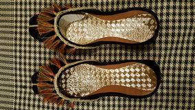 Chaussures neuves Image libre de droits