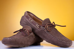 Chaussures neuves Images stock