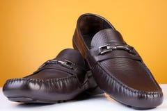 Chaussures neuves Photos libres de droits