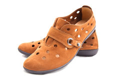 Chaussures occasionnelles Images stock