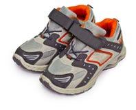 Chaussures pour d'adolescent Images libres de droits