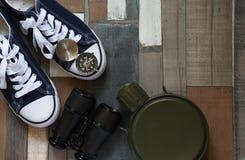 Chaussures pour la hausse Photos libres de droits