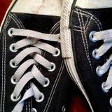 Chaussures préférées Image stock