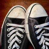 Chaussures préférées Photo libre de droits