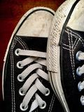 Chaussures préférées Photos libres de droits
