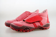 Chaussures rouges photo stock