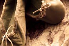 Chaussures savoureuses de cru Photo libre de droits