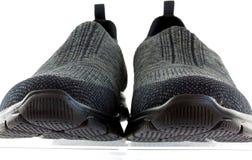 Chaussures soled par mousse Images libres de droits