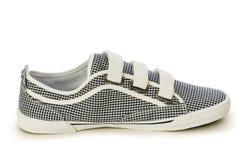 Chaussures sportives d'isolement Image libre de droits