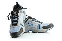 chaussures sportives de paires images stock