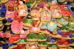 Chaussures turques Photographie stock libre de droits